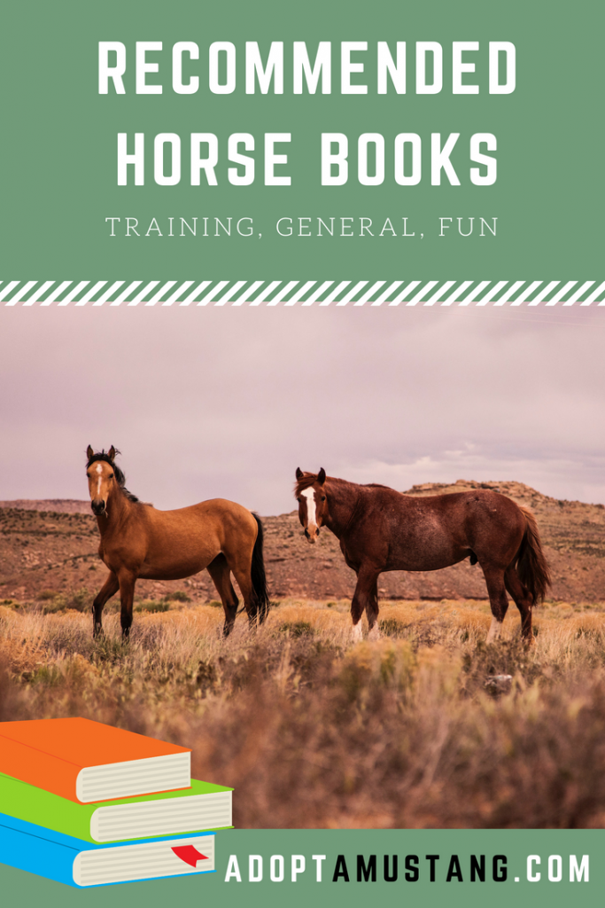 Recommended Horse Books